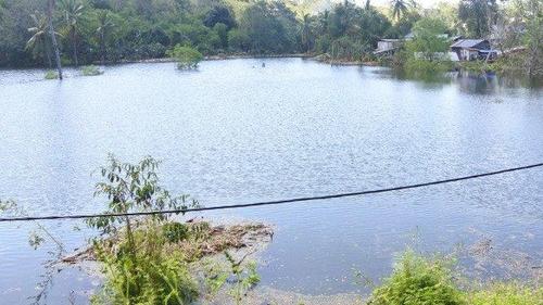 Muncul Danau Baru di Kota Kupang Usai Badai Seroja