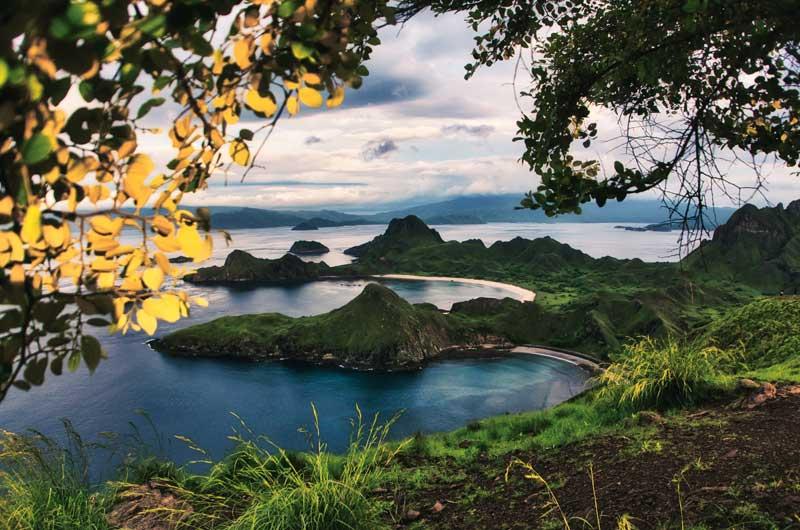 Pulau Padar Komodo Labuan Bajo NTT Indonesia