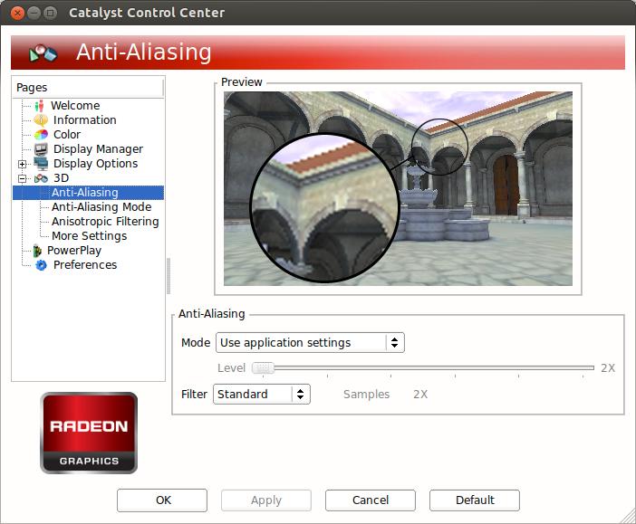Cara Install Driver ATI AMD Catalyst di ubuntu 13 04/12 10/12 04