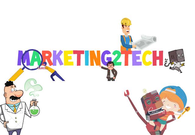 Marketing2tech about us