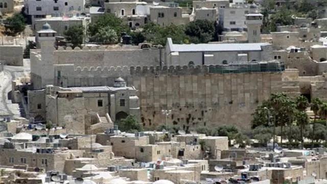 مدينة الخليل الفلسطينية