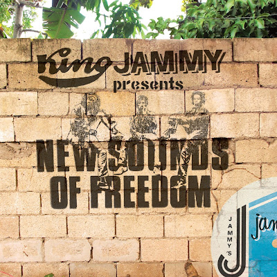 King Jammy Presents New Sounds Of Freedom (2016)