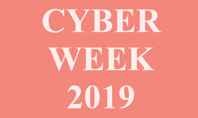 2019, Cyber Week, Black Friday, Cyber Monday, Coupon Codes, Sales, Sale, Saving