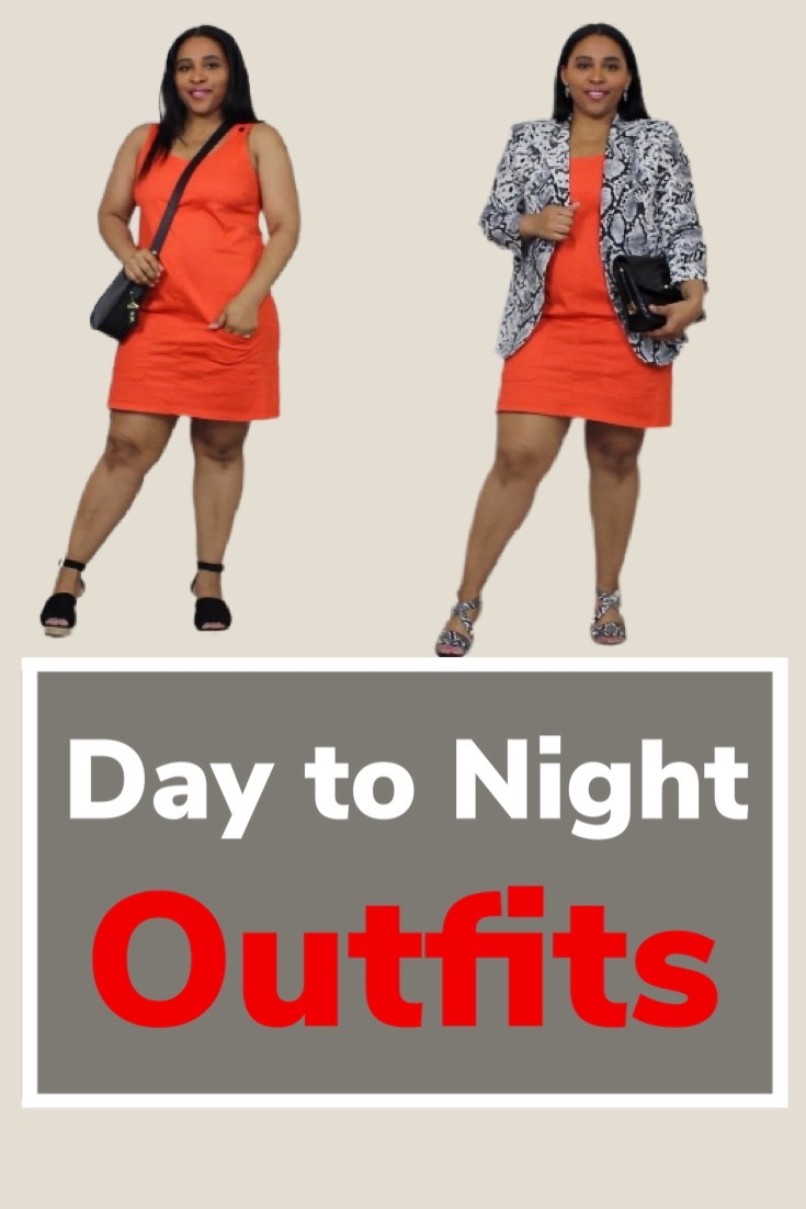 HOW TO STYLE DAY TO NIGHT OUTFITS | TRANSFORM YOUR OUTFIT