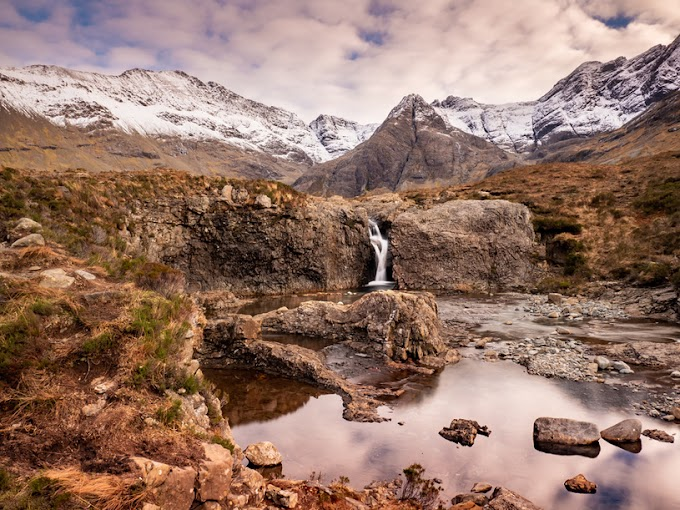 Isle Of Skye In Scotland - History, and Points of Interest