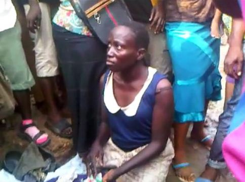child kidnapper arrested ajegunle lagos
