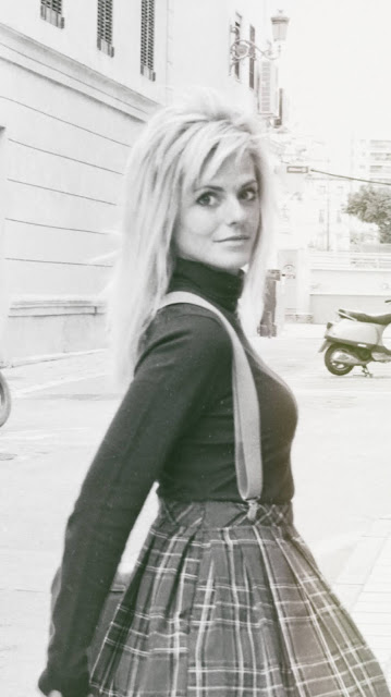 Foto editada con Bardot Sepia