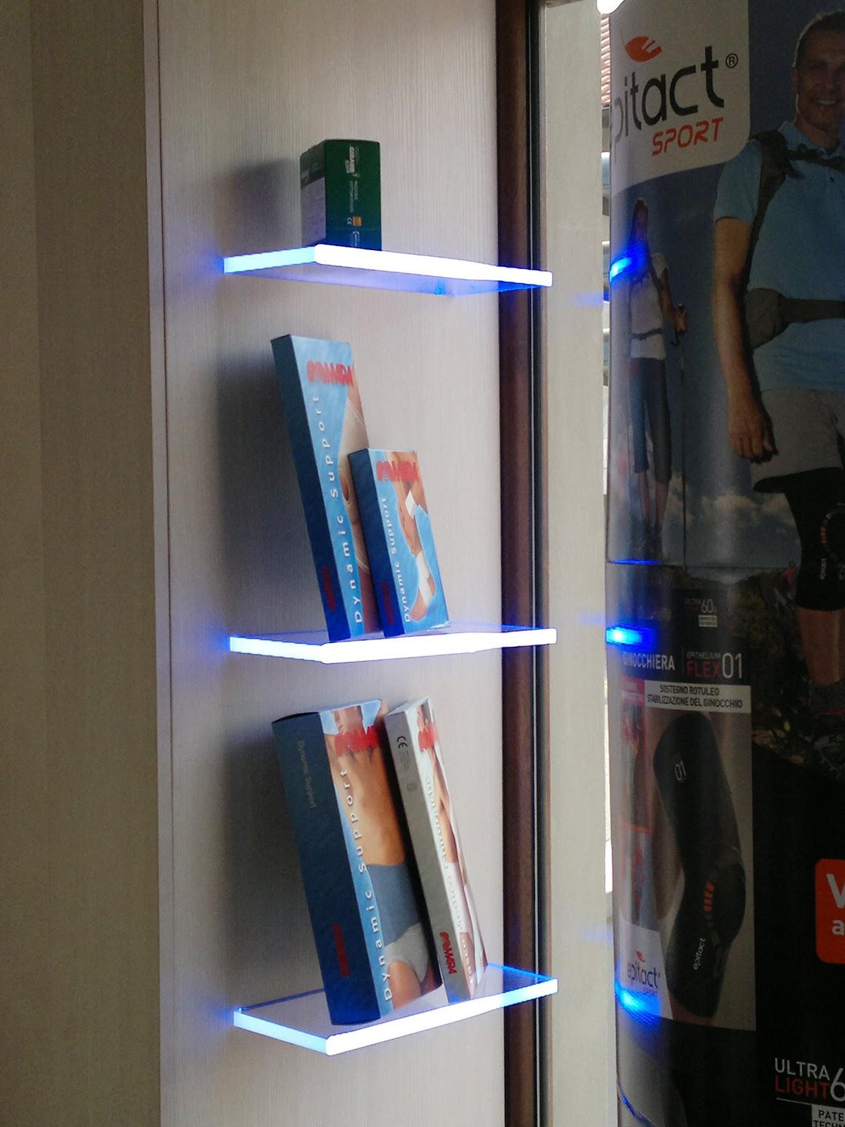 Illuminazione led casa illuminazione a led per la nuova for Profili arredamenti