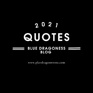 white text about quotes in black background