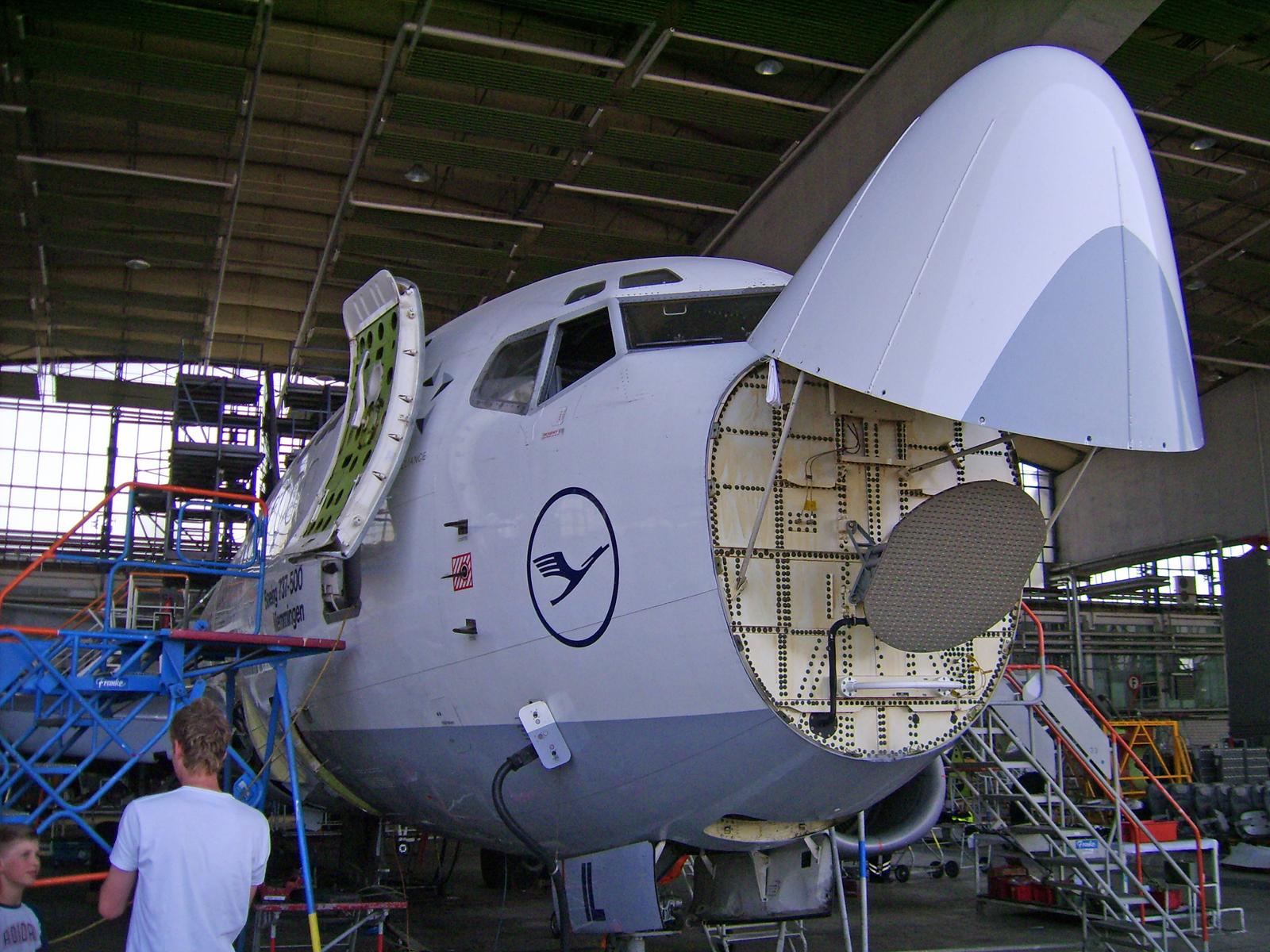 Aircraft Weather Radar Aircraft Nerds
