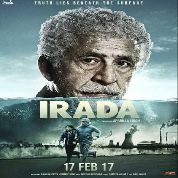 Irada, Irada Synopsis, Irada Trailer, Irada review, Poster Irada