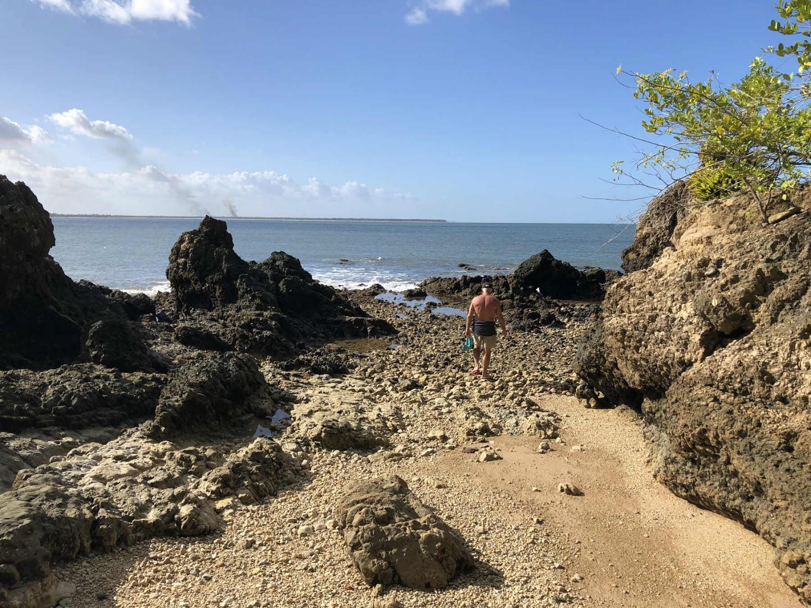 Ilha da Pedra Furada - Península de Maraú