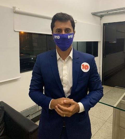 Duarte demonstra preparo em debate e apresenta propostas para São Luís