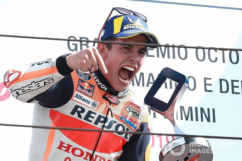 Misano MotoGP: Marquez defeats Quartararo in last-lap duel