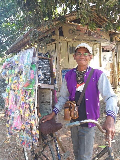 Harapan Pedagang Kecil Pada TMMD Jatimulya Tegal