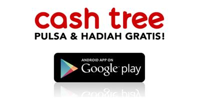 Cashtree: Pulsa dan Hadiah Gratis
