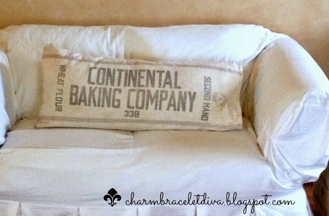Wheat Flour Continental Baking 338 Second Hand flour sack
