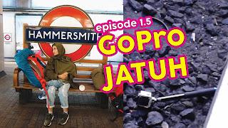 EPISODE 1.5 : DAY 1 : GOPRO JATUH