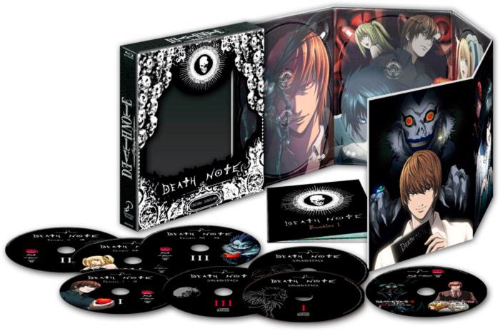 Death Note - Edicion Shinigami BD - Selecta Vision