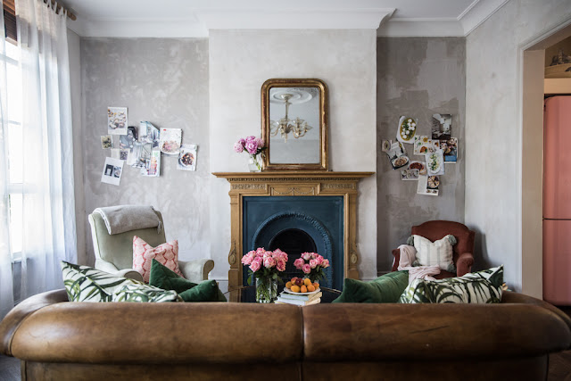 At Home With: Skye McAlpine, London (Cool Chic Style Fashion)
