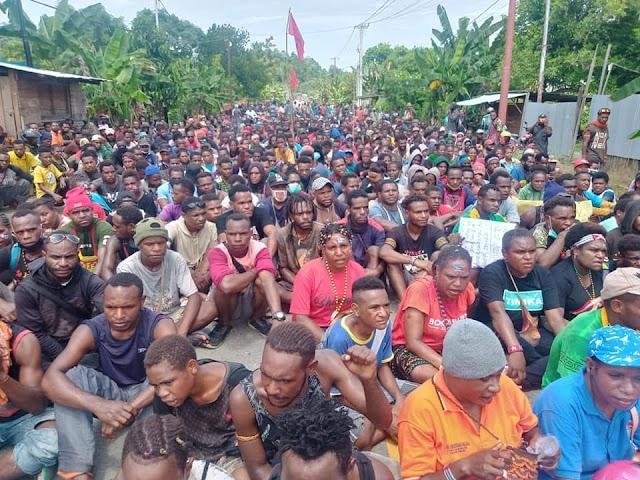 Jakarta kembali putar Lagu Lama Berjudul Percepatan Pembangunan di West Papua