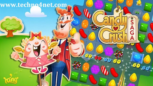 download Candy Crush Saga‏