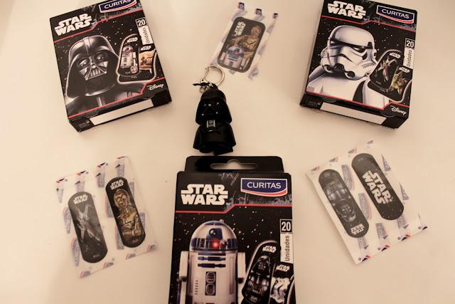 Curitas de Star Wars! Cuidado Intergálactico!