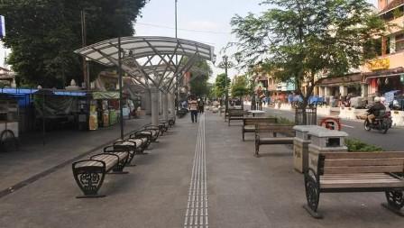 Pedestrian (Pengertian, Fungsi, Karakteristik, Jenis, Elemen dan Kriteria)