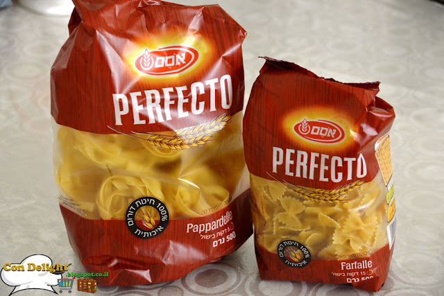 pasta perfecto פסטה פרפקטו