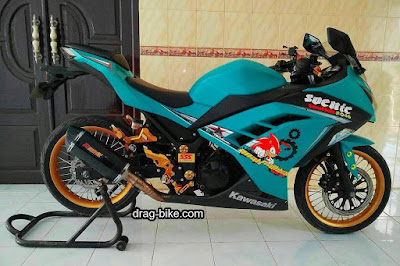 modifikasi ninja 250