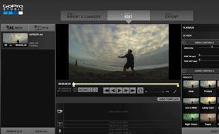 GoPro Studio editor for Hero cameras