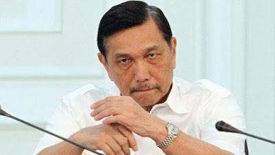 Menteri Luhut Pandjaitan Marah Besar Amien Rais Bilang Jokowi Ngibul