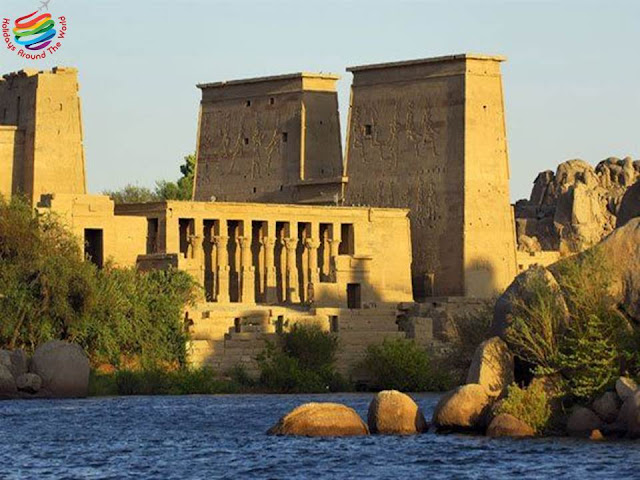 Philae Temple - Aswan - Egypt