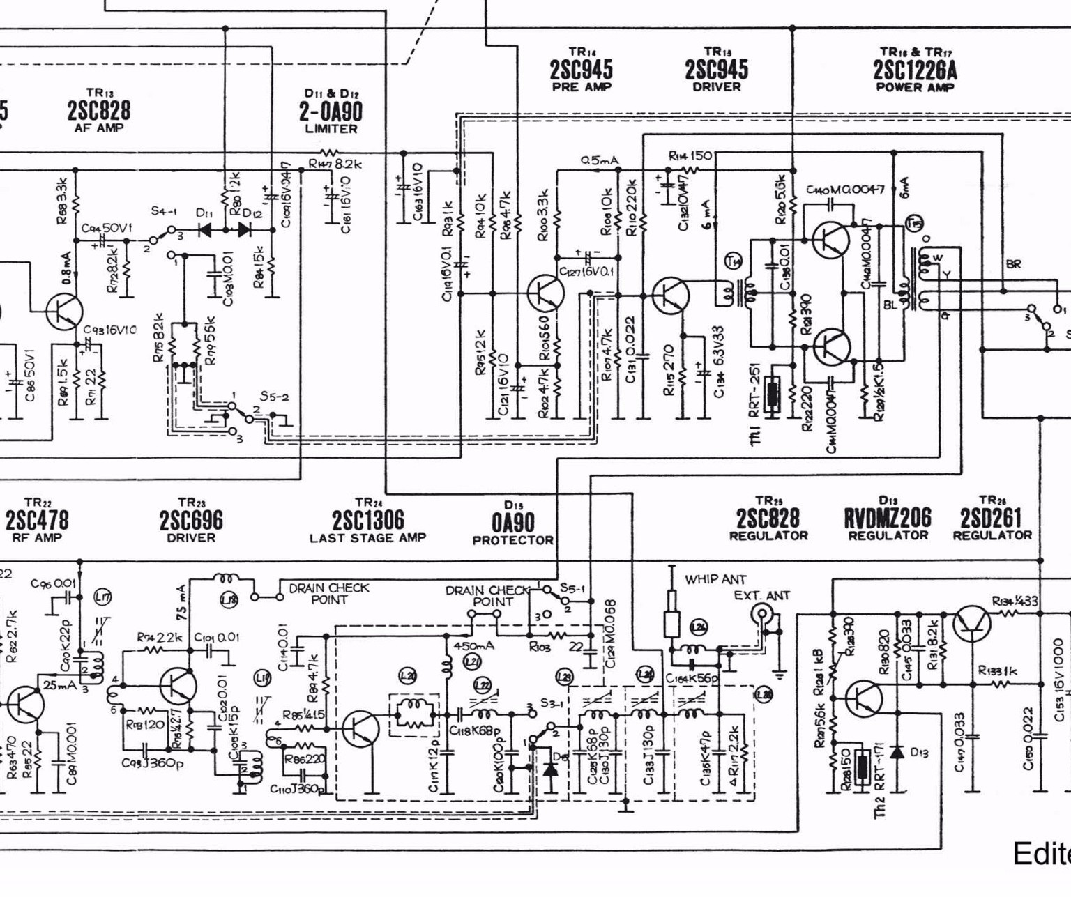 radio  u0026 electronics     u30e9 u30b8 u30aa u306e u52c9 u5f37  what was wrong in designing