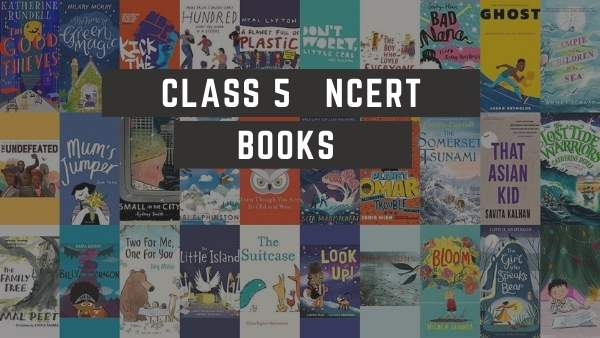 Class 5 NCERT Books For All Subjects