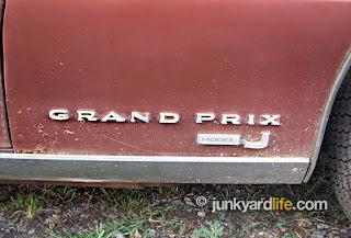 Castilian Bronze paint was a special order color on 1969 Grand Prix.