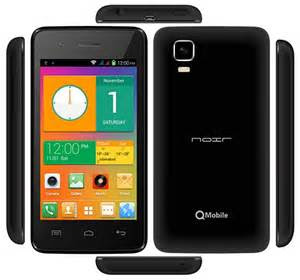 QMobile X2 With Android OS Version4.4 (kitkat)