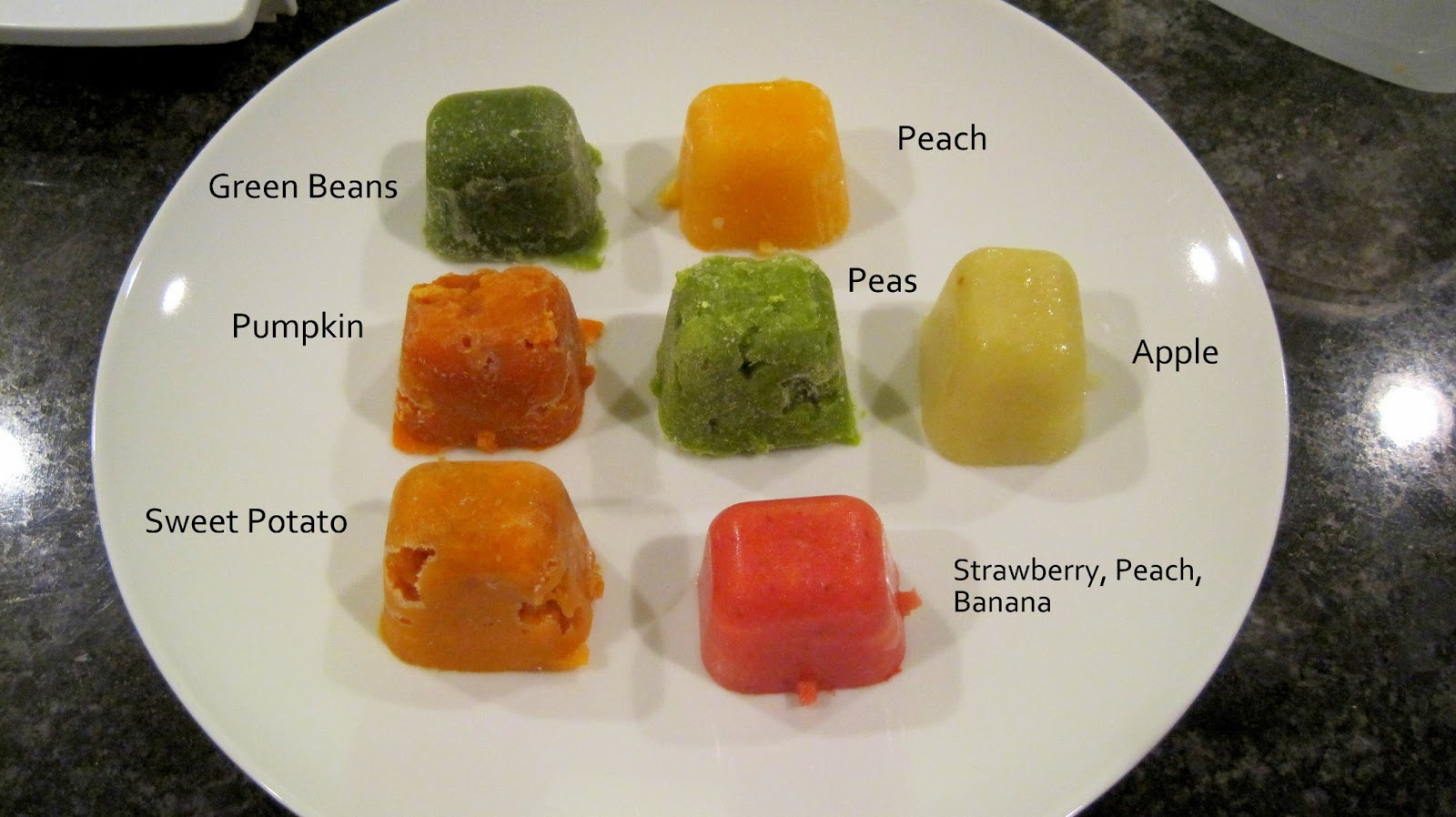 I Married a Tree Hugger: Baby Food for 3 cents, what!?