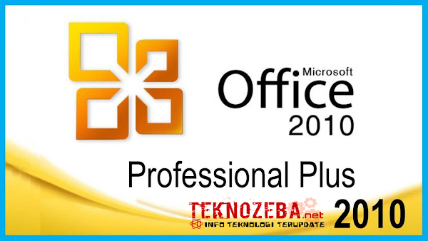 Download Microsoft Office 2010 Proffesional - Aktif Selamanya