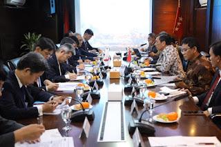 Luhut, Amerika Dan Jepang Akan Investasi Di Natuna