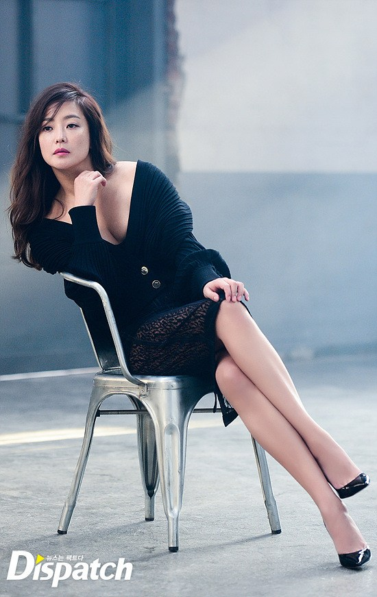 Kim Hee-sun (김희선), beautiful model and actress