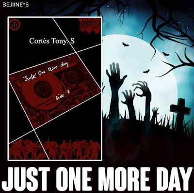 Livre - Just one more day - Cortès Tony. S