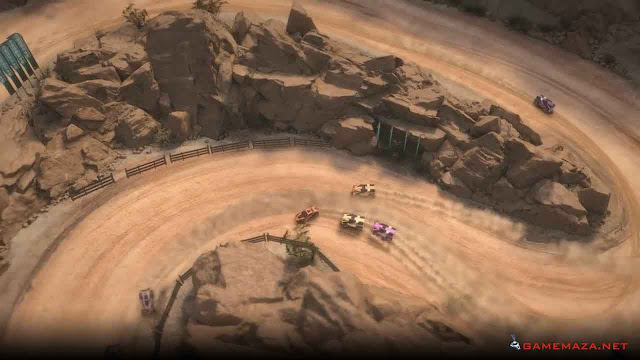 Mantis Burn Racing Gameplay Screenshot 4