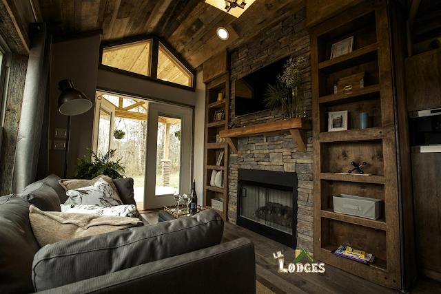 TINY HOUSE TOWN: A Cozy RV Tiny House In Cobleskill, NY