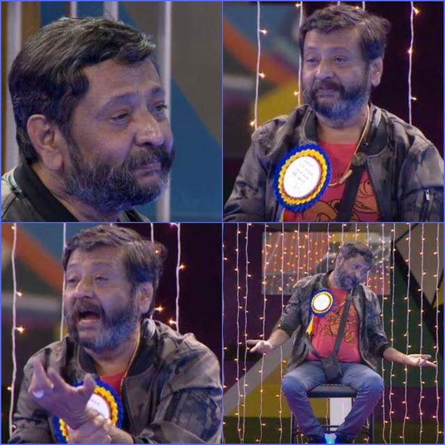 Ravi Belagere  Bigg Boss Session 7