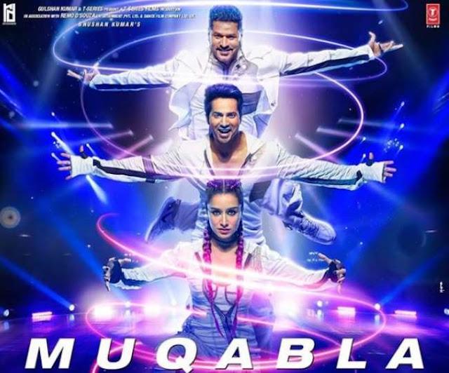 मुकाबला Muqabla,street dancer 3d