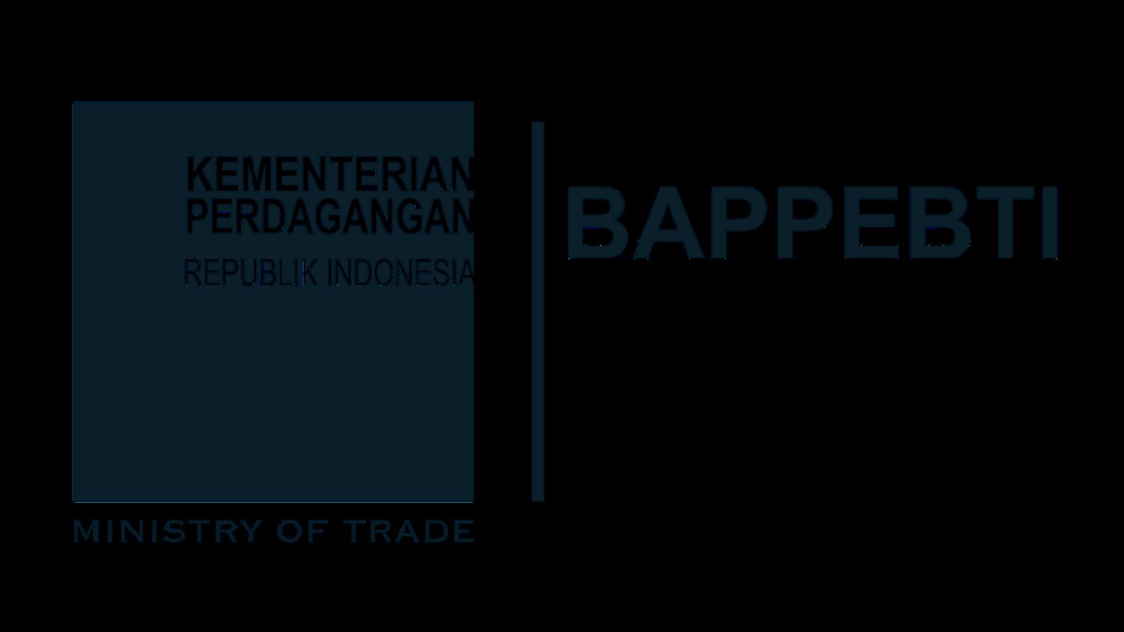 Logo BAPPEBTI Format PNG