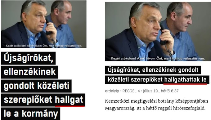 """Ezért kell betiltani a """"civil"""" szervezeteket és a """"független"""" lapokat Magyarországon"""