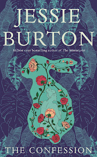 The Confession by Jessie Burton cover