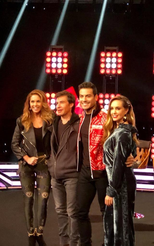 La Voz kids por segunda vez por Televisa